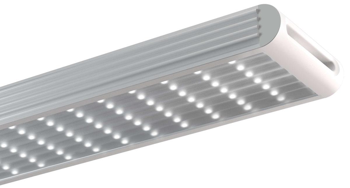 Уличный светодиодный светильник на 100Вт